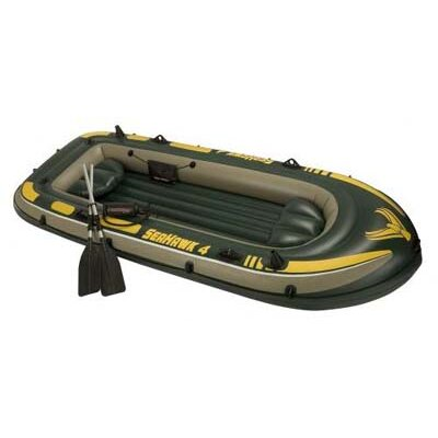 Seahawk 4-Man Inflatable Boat