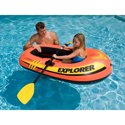 Intex Explorer 100 One Person Boat