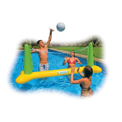 <strong>Intex</strong> Pool Volleyball Game
