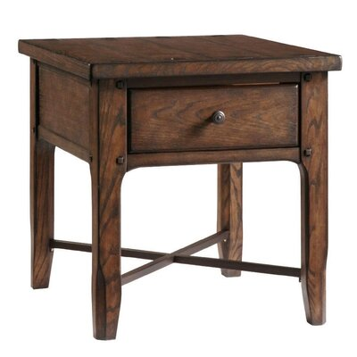 Universal Furniture Great Rooms Millhouse End Table