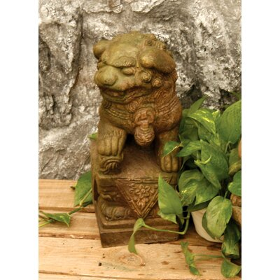 OrlandiStatuary Animals Dynasty Lion Statue