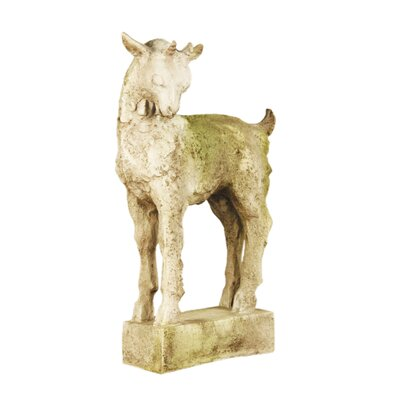 OrlandiStatuary Animals Billy Goat Statue