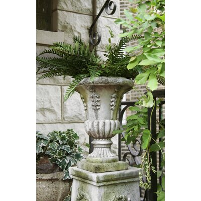 OrlandiStatuary Six Sided Urn Planter
