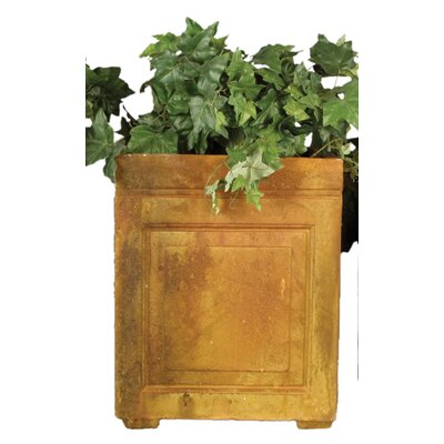 Medium Panel Square Planter
