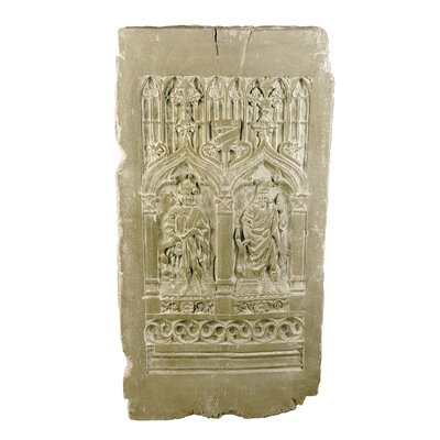 OrlandiStatuary Gothic Door Panel Wall Decor