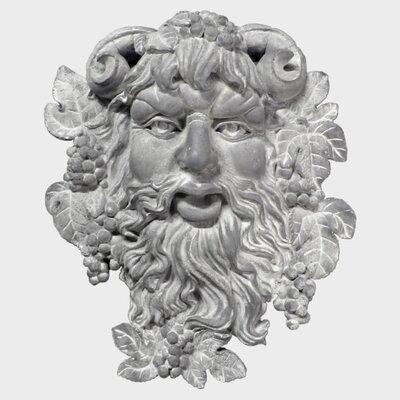 OrlandiStatuary Bacchus of Pisa Wall Decor