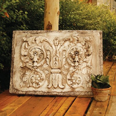 OrlandiStatuary Tanzarian Plaque Wall Decor