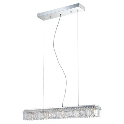 Alico Crown Linear Pendant