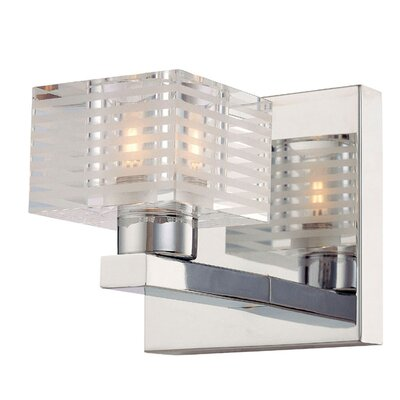 Alico Quatra 1 Light Bath Vanity