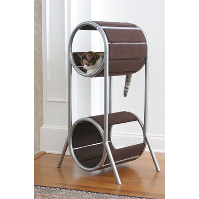 Modern Cat Designs Tall Modern Cat Condo
