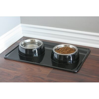 Modern Cat Designs Cat Bowl Tray
