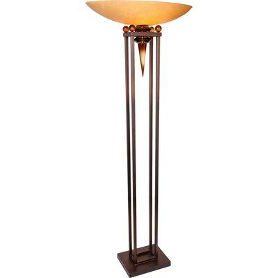 you will remember triumphant 1 light torchiere floor lamp wayfair. Black Bedroom Furniture Sets. Home Design Ideas