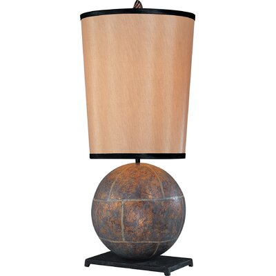 Flambeau Lighting Sphere 1 Light Table Lamp
