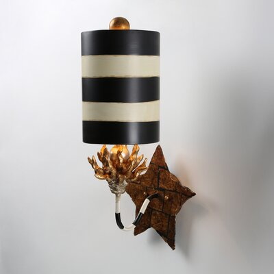 Flambeau Lighting 1 Light Audubon II Wall Sconce