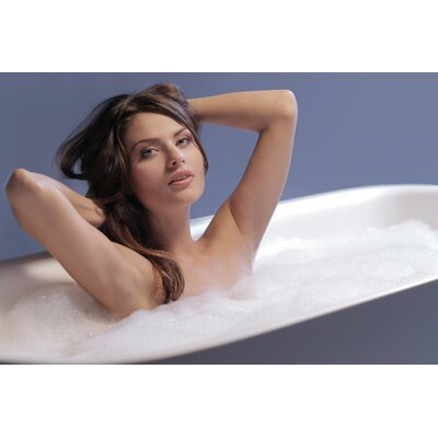 "Aquatica Arabella 69"" x 30"" Bathtub"