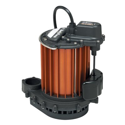 Liberty Pumps 1/3 HP Submersible Sump Pump