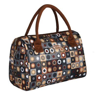 Sachi Kora Style K7 Insulated Fashion Lunch Tote