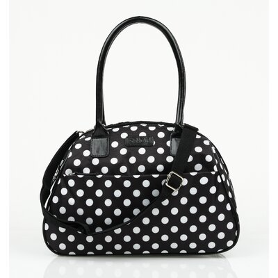 Insulated Fashion Style 171 Dots Lunch Tote