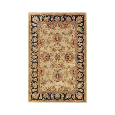 Noble House Imperial Camel/Blue Rug