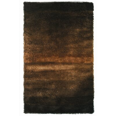 Noble House Jewel Black/Brown Rug