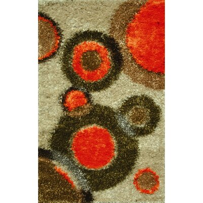 Noble House Pearl Beige/Multi Rug