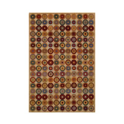 Noble House Noble Beige/Multi Rug