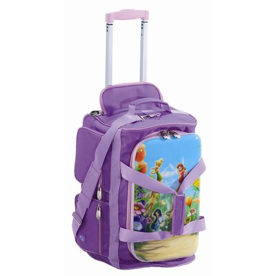 "Disney by Heys Kids Toys At Play 18"" 2-Wheeled Duffel"