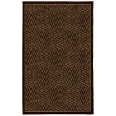 Mohawk Select Casual Concepts Tiger Patch Mink Rug