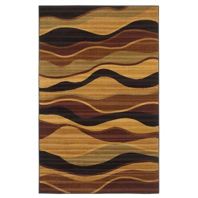 Mohawk Select Canvas Strata Earth Rug