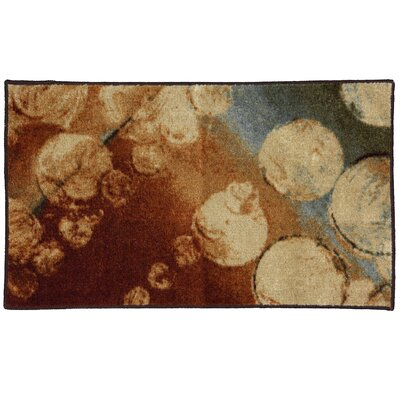 New Wave Rain Kaleidoscope Rug