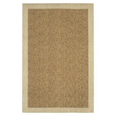 Mohawk Select Raffia Biscuit/Gold Reed Rug