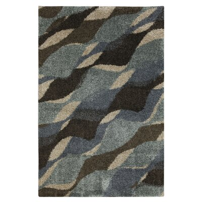 Sinclair Multi River Shag Rug