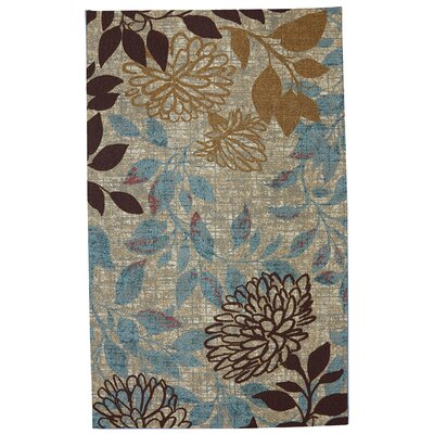 Mohawk Select Outdoor/Patio Multi Bella Garden Rug