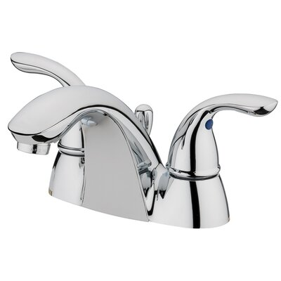 Estora Ferrara Centerset Bathroom Faucet with Double Handles