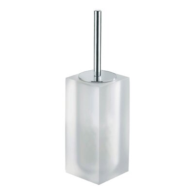 Artos Diora Free Standing Vetrilite Toilet Brush Holder