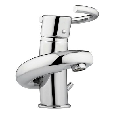 Artos Twist Single Hole Bathroom Sink Faucet with Single Handle