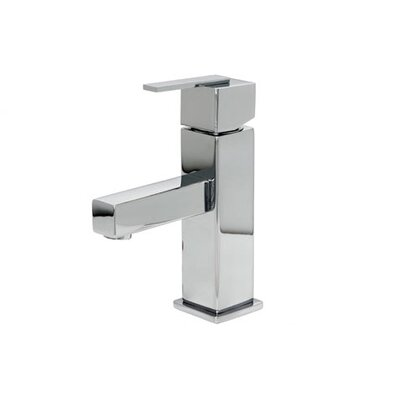Milan Single Hole Bathroom Faucet with Single Handle - F401-1BN / F401-1CH