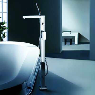 Artos Safire Floor Mount Tub Spout Trim
