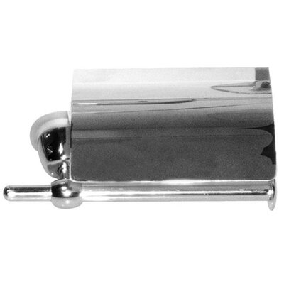 Artos Cantori Wall Mounted Toilet Paper Holder with Cover