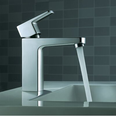 Safire Single Hole Bathroom Faucet with Single Handle - F701-1BN / F701-1CH