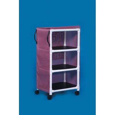3 Shelf Multi-Purpose Standard Cart
