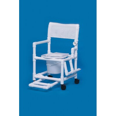 Drive Medical Portable Upholstered Wheeled Drop Arm