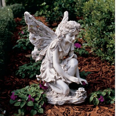 Design Toscano Fiona The Flower Fairy Statue