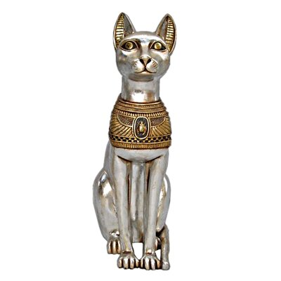 Egyptian Cat Goddess Bastet Statue