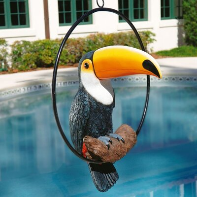 Design Toscano Touco Tropical Toucan Statue