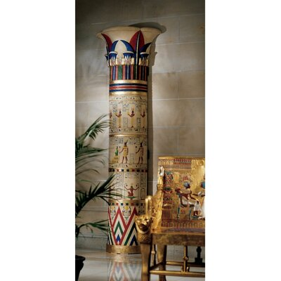 Design Toscano The Giant Egyptian Columns of Luxor