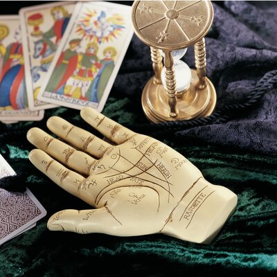 The Palmistry Hand Sculpture