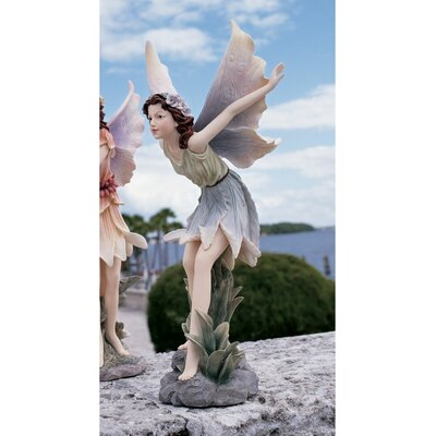 Design Toscano Fairies of Stratford Taking Flight Statue