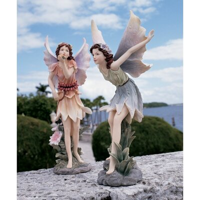 Design Toscano Fairies of Stratford Statues Fairy Statues
