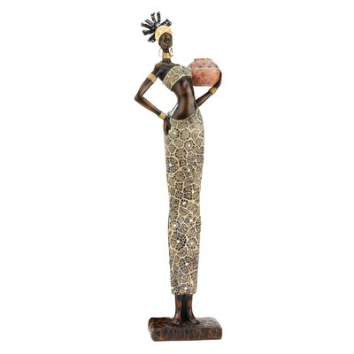 Design Toscano Nubian Water Maiden Figurine